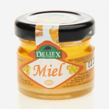 Deliex1237 miel tarro regalo