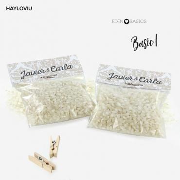 Bolsa arroz HAYLOVIU basic1