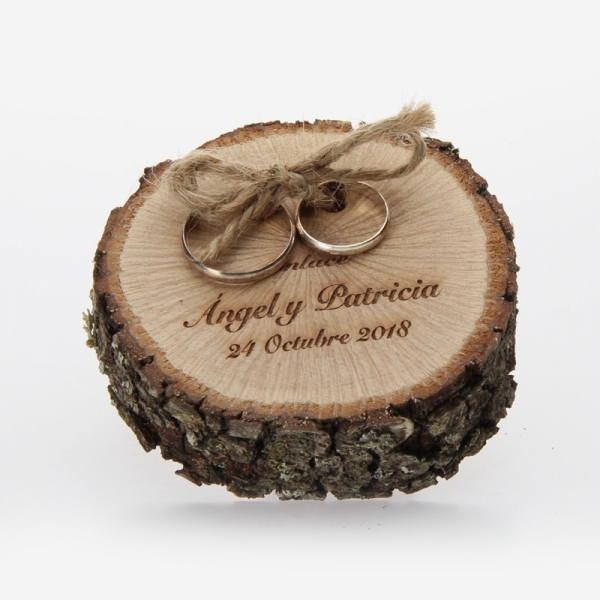 HAYLOVIU porta alianzas madera