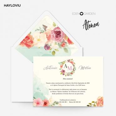 Invitación HAYLOVIU atenea