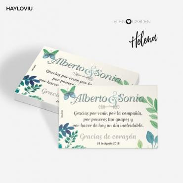 tarjeta agradecimiento HAYLOVIU helena