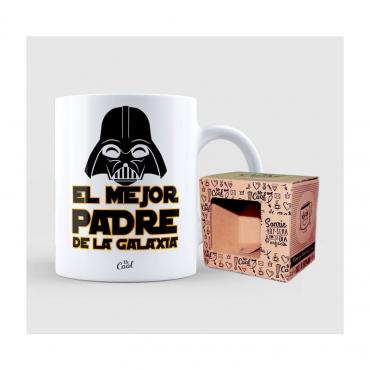 Taza El mejor padre de la galaxia